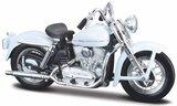 Harley Davidson K Model, weiss - 1952
