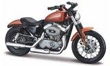 Harley Davidson XL 1200N Nightster, bronze - 2007