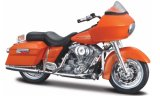 Harley Davidson FLTR Road Glide, metallic-orange - 2002