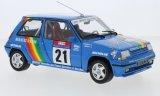 Renault Supercinq GT Turbo, No.21, Tour de Corse - 1990