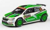 Skoda Fabia III R5, No.32, Rallye WM, Rallye Schweden - 2016