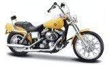 Harley Davidson FXDWG Dyna Glide Wide, gelb - 2001