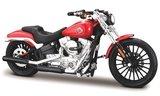Harley Davidson Breakout, metallic-rouge - 2016