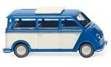 DKW Schnellaster Bus, bleu/blanc - 1955