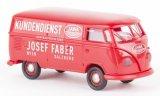 VW T1b Kasten, Jawa Service clients - 1960