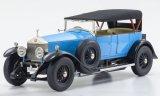 Rolls Royce Phantom I, bleu clair, RHD