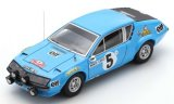 Alpine A310, No.5, Elf, Rallye WM, Rally Monte Carlo - 1975