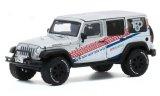 Jeep Wrangler Unlimited, argenté/Dekor - 2015