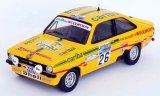 Ford Escort MKII RS 1800, RHD, No.26, Cariba, Rallye WM, RAC Rally - 1977