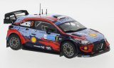 Hyundai i20 Coupe WRC, No.8, Rallye WM, Rallye Estonia - 2020