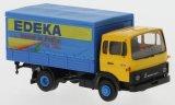 Magirus MK Getränkeaufbau, Edeka Aktion - 1975