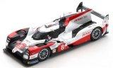 Toyota TS050 hybride, No.8, Toyota Gazoo Racing, 24h Le Mans - 2020