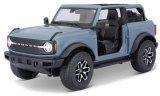 Ford Bronco Badlands, blau - 2021