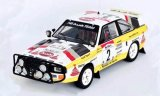 Audi Sport quattro, No.2, HB Audi Team, Rallye WM, Rally Bandama - 1985