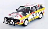 Audi Sport quattro, No.11, HB Audi Team, Rallye WM, Rally Bandama - 1985