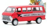 Ford Club Wagon, Airport Express Shuttle - 1968