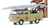 VW T2 Double Cab Ladder Truck, Ringwell Telephone Company - 1972