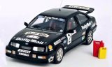 Ford Sierra RS Cosworth, No.2, Daily Mail, Audi Sport Rally - 1987