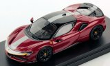Ferrari SF90 Stradale, metallic-dunkelrot/argenté