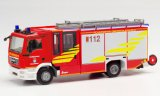 MAN TGS M Ziegler Z-Cab HLF 20, pompiers Oberschleissheim