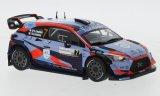 Hyundai i20 Coupe WRC, No.7, Rallye WM, Rallye Sardinien - 2020