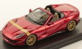 Ferrari 812 GTS, metallic-rot/doré