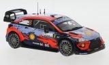 Hyundai i20 Coupe WRC, No.8, Rallye WM, Rallye Monza - 2020