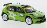Skoda Fabia R5 Evo, No.23, Rallye WM, Rallye Monza - 2020