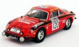 Alpine Renault A110, No.120, Rallye WM, RAC Rally - 1972