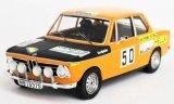 BMW 2002 ti, No.50, Rally WM, Rally Schweden