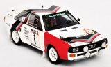Audi Sport quattro, No.1, Audi Team, Rally DM, 3 Städte Rally - 1984