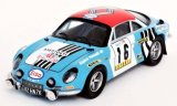Alpine Renault A110, No.16, Esso, Rally WM, Rally Portugal - 1974