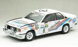 Opel Ascona B 400, No.6, Irmscher, Longines, Rally Lana - 1982