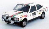 Toyota Corolla Levin, No.110, Team Toyota Jacquot Motors, Castrol, Rally Press-on-Regardless - 1973