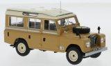 Land Rover Series II 109 Station Wagon 4x4, dunkelbeige - 1958