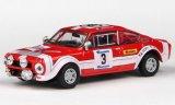 Skoda 200RS, No.3, Team Skoda, Barum Rally - 1974