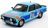 Ford Escort MkII RS 2000, RHD, No.48, Quicks Ford Team Castrol, Quicks for Ford, Rallye WM, RAC Rally - 1980