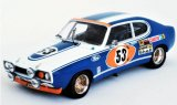 Ford Capri MkI 2600 RS, No.53, Ford Motor Company Allemagne, 24h Le Mans - 1972