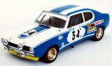 Ford Capri MkI 2600 RS, No.54, Ford Motor Company Allemagne, 24h Le Mans - 1972