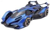 Lamborghini Vision Gran Turismo V12, metallic-blau/Dekor