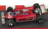 Ferrari 126CK turbo, No.27, Scuderia Ferrari, Formel 1, GP Monaco - 1981
