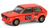 VW Golf I Gr.2, No.101, Nothelle Tuning, Hockenheim - 1975