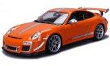 Porsche 911 GT3 RS 4.0 (997/II), orange/silber - 2012