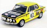 BMW 2002, No.42, Motor-Nord Racing, Gulf, Rallye WM, Rally Portugal - 1973