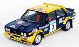 Fiat 131 Abarth, No.3, Rallye WM, 1000 Lakes Rally - 1976