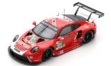 Porsche 911 RSR-19, No.91, Porsche GT Team, 24h Le Mans - 2020
