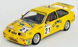 Ford Sierra RS Cosworth, No.21, Euro Racing, Camel, Boucles de Spa - 1989