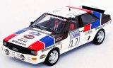 Audi quattro, No.17, Rallye WM, RAC Rallye - 1984