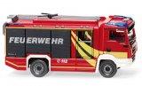 MAN TGM Euro 6 Rosenbauer AT LF, pompiers