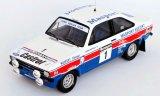 Ford Escort Mk II RS 1800, No.1, Ford Dealer Team, Masport, Rallye WM, Rallye Neuseeland - 1979